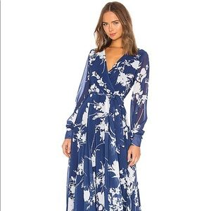 Yumi Kim Giselle Maxi Dress Size xxs new with tags